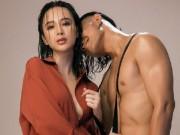 """Ca nhạc - MTV - Angela Phương Trinh nóng bỏng """"áp sát"""" trai lạ khiến fan nháo nhào"""