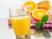 Những người này uống nước cam chẳng khác nào rước họa vào thân