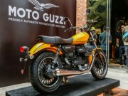 Thế giới xe - Phát thèm 2017 Moto Guzzi giá từ 35,5 triệu đồng