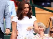 Wimbledon: Hoàng gia Anh và dàn VIP khủng xem Federer - Cilic