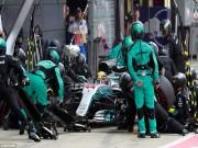 Thể thao - Video đua xe F1, British GP: Bi kịch nổ lốp và kẻ thống trị