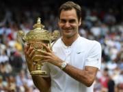 Federer - Cilic: Huyền thoại sống FedEX, vị Vua tuyệt đối (Chung kết Wimbledon)