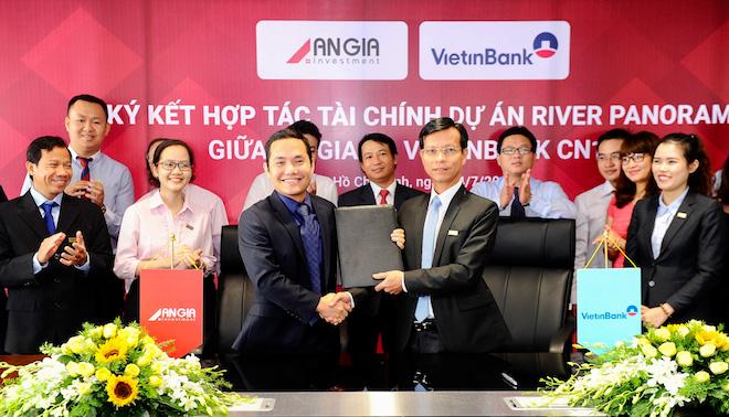 An Gia và VietinBank tiết lộ chính sách bán ưu đãi căn hộ River Panorama - 1