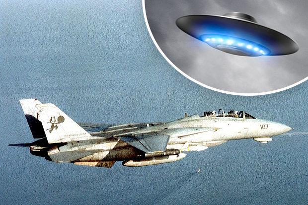 Chiến đấu cơ Anh-Mỹ từng truy lùng UFO suốt 90 phút 1