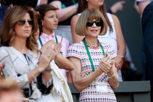 Duyên tình đặc biệt của Roger Federer và nữ hoàng làng thời trang - 3