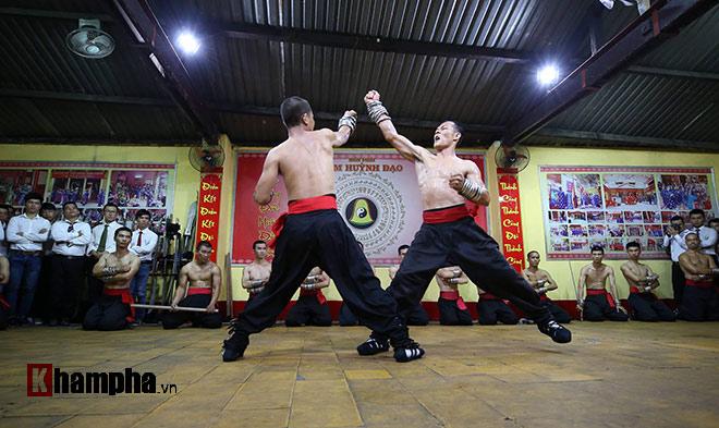 Cao thủ Nam Huỳnh Đạo luyện công, tiếp chiêu võ sư Vịnh Xuân như thế nào? - ảnh 13
