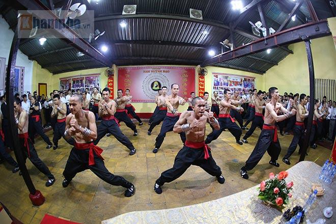 Cao thủ Nam Huỳnh Đạo luyện công, tiếp chiêu võ sư Vịnh Xuân như thế nào? - ảnh 2