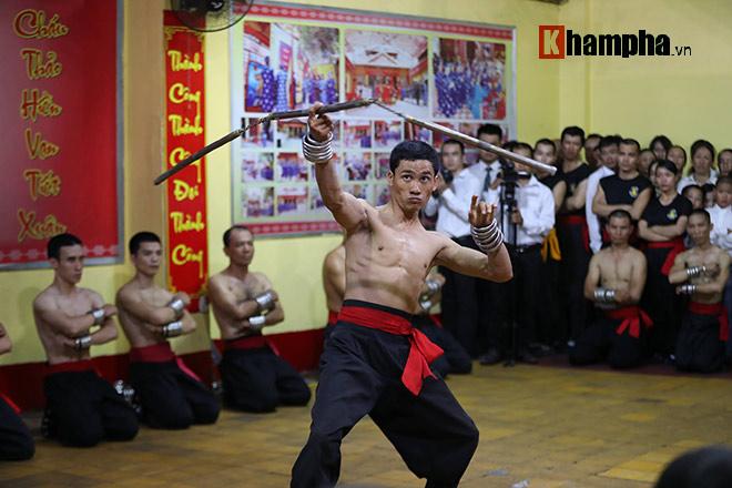 Cao thủ Nam Huỳnh Đạo luyện công, tiếp chiêu võ sư Vịnh Xuân như thế nào? - ảnh 6