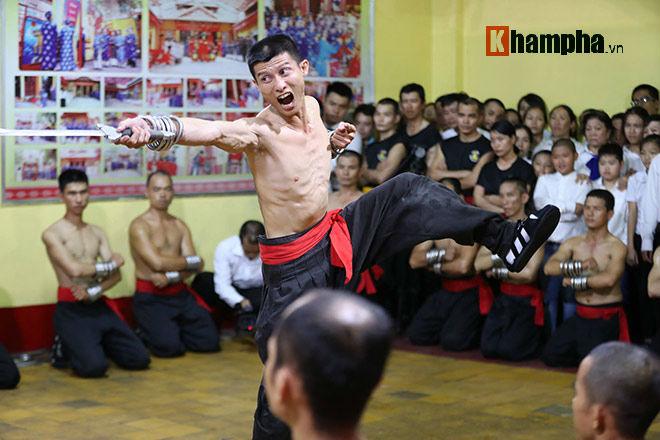 Cao thủ Nam Huỳnh Đạo luyện công, tiếp chiêu võ sư Vịnh Xuân như thế nào? - ảnh 5