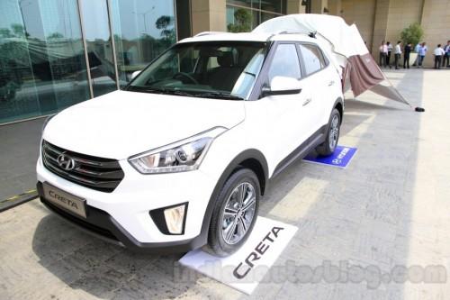 Hyundai Creta giảm giá bán khi áp dụng thuế GST mới - ảnh 1