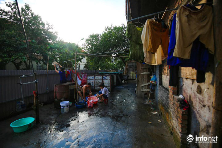 Nhà tiền tỷ bỏ hoang, chỗ ở lý tưởng của người lao động nghèo - ảnh 11