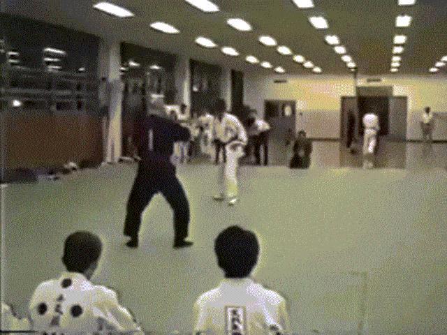 Clip: Màn võ thuật khiến toàn thể quan khách bối rối - 1