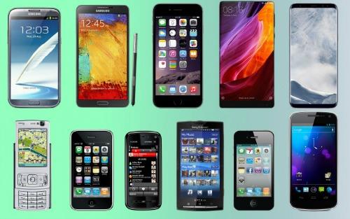 Màn hình smartphone có độ phân giải ngày càng lớn - ảnh 1