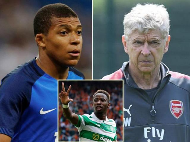 """Chuyển nhượng Arsenal: Vì SAO 80 triệu bảng, """"tống khứ"""" 8 người - 3"""