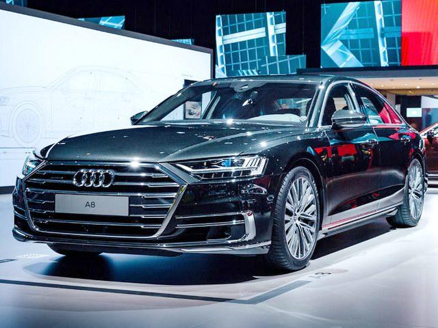 Thiết kế và nội thất tuyệt đẹp của Audi A8 2018 - 1