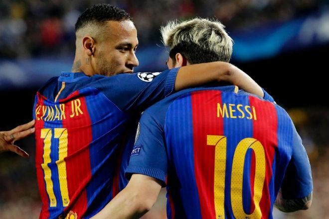 """Barca: Vì Quả bóng Vàng, Neymar bắt đầu """"ghét"""" Messi"""