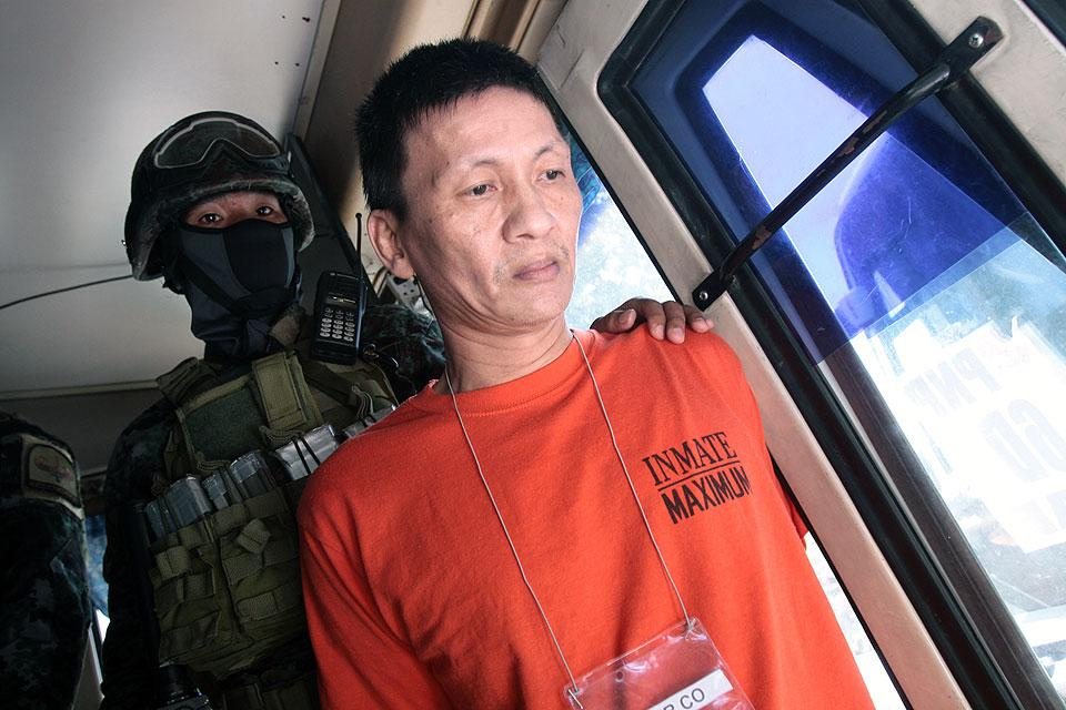 """Quá sốc với sự """"trừng phạt"""" dành cho trùm ma túy Philippines trong tù - ảnh 1"""