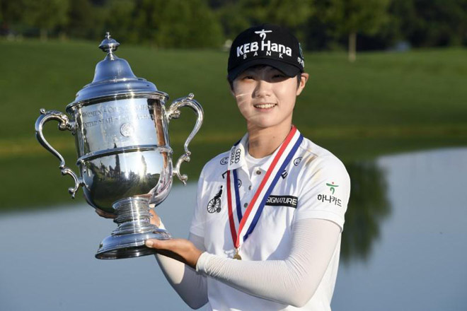 Golf 24/7: Hot girl Hàn Quốc đoạt 20 tỷ đồng như mơ - ảnh 1