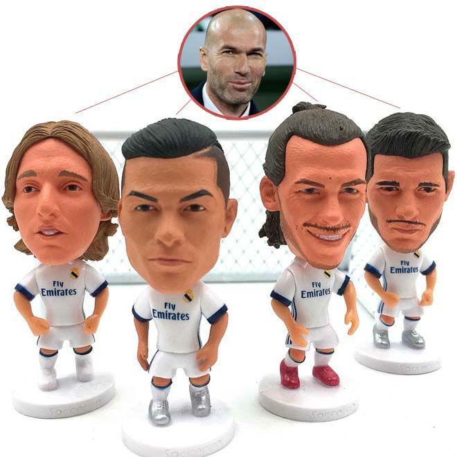 Real đại chiến Barca, MU: Zidane đau đầu giải bài toán khó - ảnh 2
