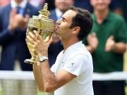 Thể thao - Federer vô địch Wimbledon: Xứng danh vĩ đại nhất lịch sử (Infographic)