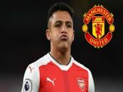Mourinho giải lời nguyền số 7 MU: Phế bỏ Ronaldo, lập mưu cuỗm Sanchez