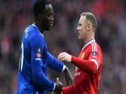 """Bóng đá - Rooney cảnh báo """"bom tấn"""" Lukaku: Coi chừng dự bị ở MU"""
