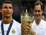Federer  hồi xuân  và công thức kì diệu của Ronaldo