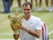 Đua số 1 thế giới năm 2017: Federer đe dọa Murray, Nadal
