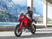 Thế giới xe - Lộ thông tin mẫu xe Ducati Multistrada 1260 2018 mới