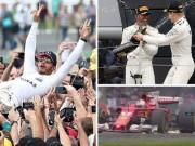 """Thể thao - BXH đua xe F1 - British GP: """"Ngọc đen"""" tỏa sáng, Vettel """"run rẩy"""""""
