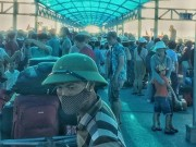 Thông tin mới vụ hơn 3.000 người mắc kẹt tại Cô Tô