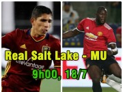 Real Salt Lake - MU: Bức chiến thư gửi 3  ông lớn