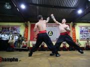 Thể thao - Cao thủ Nam Huỳnh Đạo luyện công, tiếp chiêu võ sư Vịnh Xuân như thế nào?