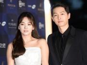 Phim - Bật mí về đám cưới thế kỷ của Song Hye Kyo - Song Joong Ki