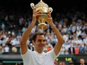 Federer vô địch Wimbledon, fan ước gặp Nadal chung kết US Open