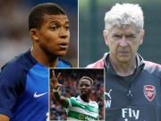 Arsenal:  Đi đêm  Mbappe, dự phòng  sát thủ  1.500 tỷ đồng