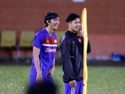 Bóng đá - U23 Việt Nam: Tuấn Anh tập hăng say, HLV Hữu Thắng vẫn chưa vui