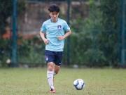 """Bóng đá - Đấu Công Phượng, """"hotboy"""" U23 Hàn Quốc bí mật luyện công"""