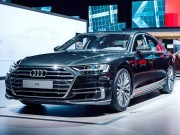 Tư vấn - Thiết kế và nội thất tuyệt đẹp của Audi A8 2018
