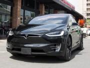 Tesla Model X P100D giá 8 tỷ đồng tại TP.HCM