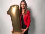 Tân nữ hoàng tennis Pliskova: Tài sắc vẹn toàn, vạn người mê