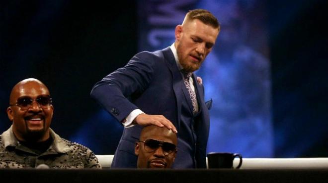 McGregor - Mayweather: Gánh xiếc và những trò hề tỷ đô - 2