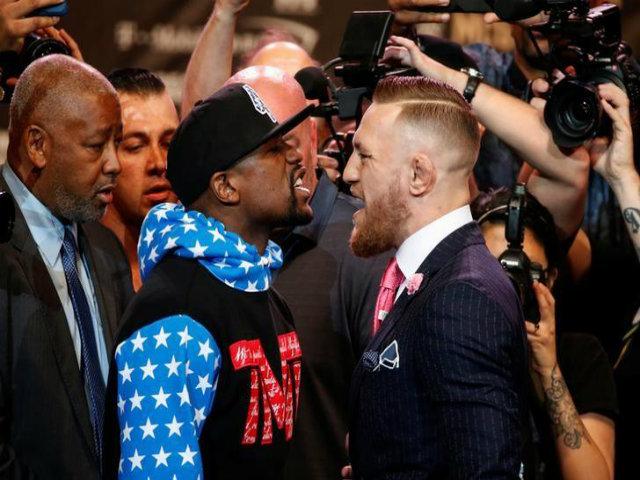 """McGregor - Mayweather đấu tỷ đô: """"Phát hoảng"""" 227 triệu đồng/vé - 3"""