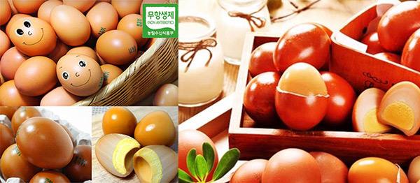 Sự thật trứng gà Hàn Quốc siêu đắt 35.000đ/quả