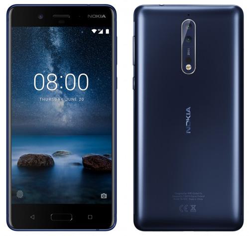 Nokia 8 có giá bán 15,7 triệu đồng, ra mắt cuối tháng 7 - ảnh 1