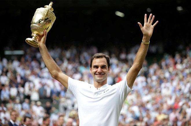 """Siêu nhân Federer: """"Vua"""" không có đối thủ làng tennis (Phần 1) - 2"""