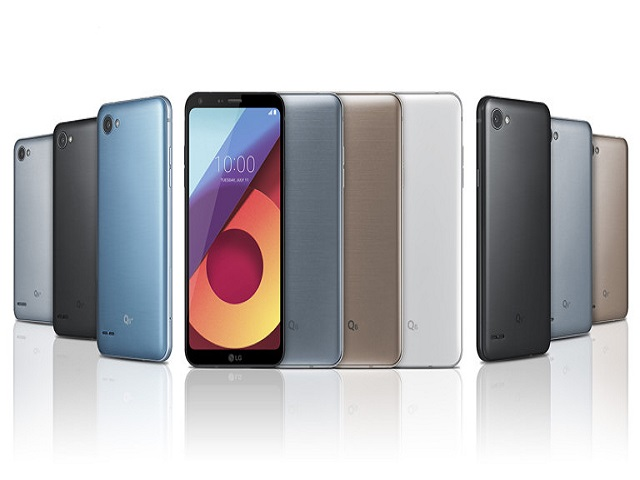 Cuộc chiến smartphone tầm trung: LG Q6 so tài Samsung Galaxy A5 (2017)