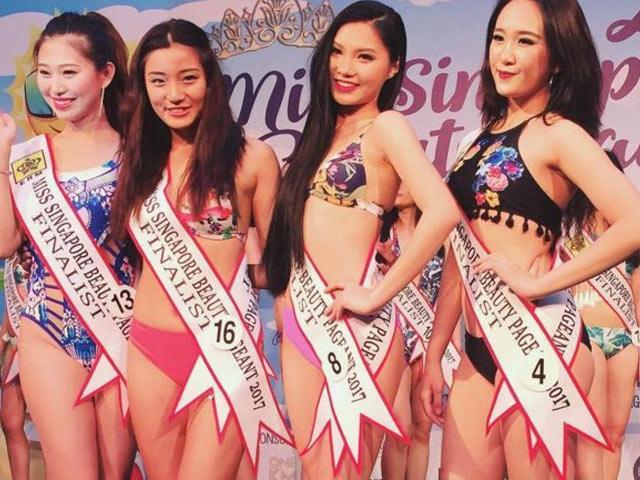 Vỡ mộng vì mặt mộc của Hoa hậu Bikini châu Á 2016 - 13