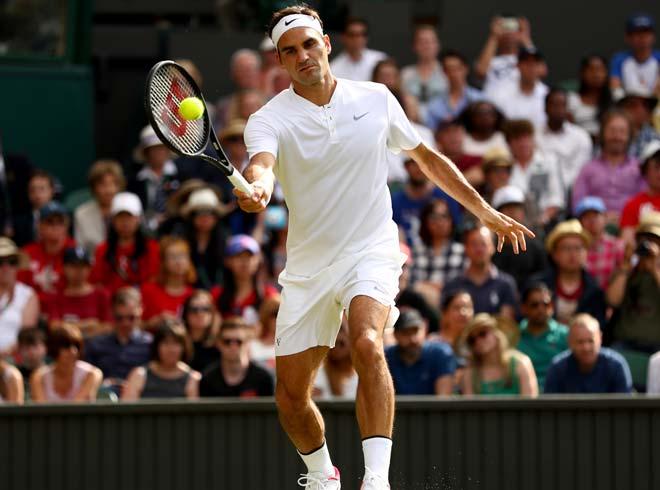 Federer sắp trở lại số 1: 5 năm đợi chờ và vật cản Nadal - 1