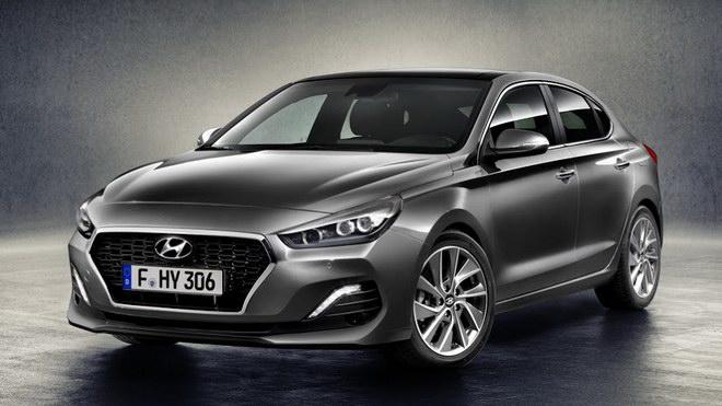 Hyundai giới thiệu i30 Fastback đầy táo bạo